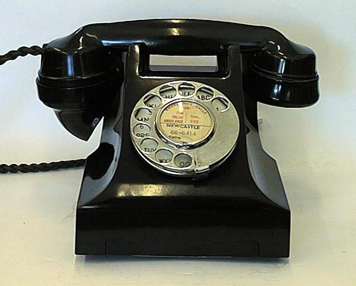 Telephone 1950 Traditional Phones : T...