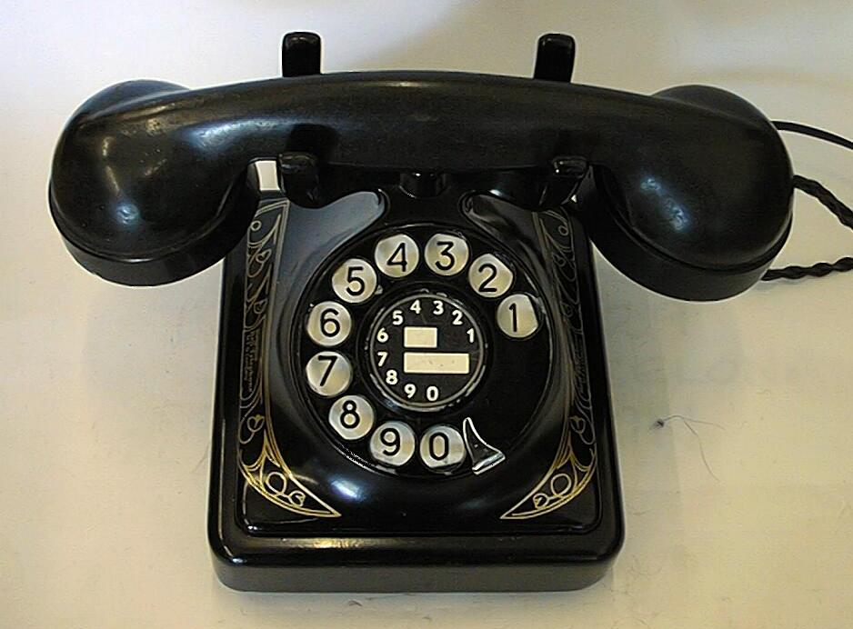 Telephone 1950 Bell Mini Gurder