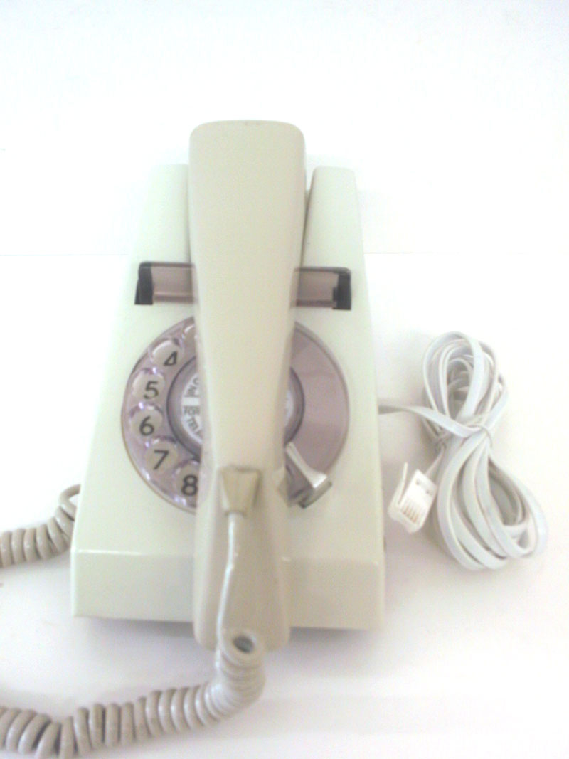 Rotary dial Trimphone Ivory