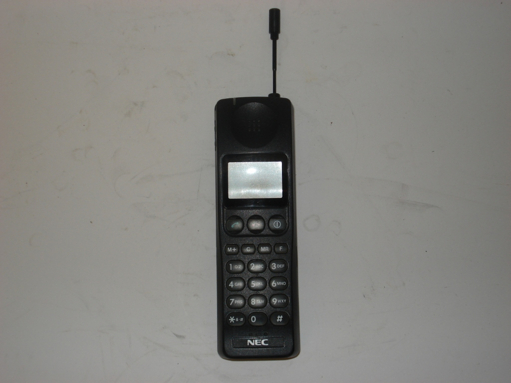NEC E-Tacs Portable phone
