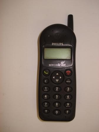 Philips GSM BTCellnet mobile phone