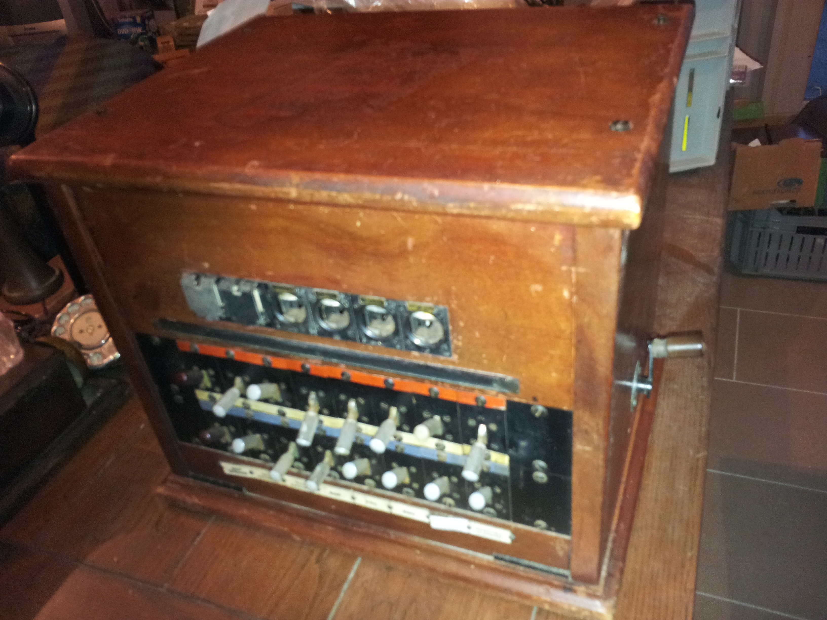2 + 4 Switchboard Good Condition
