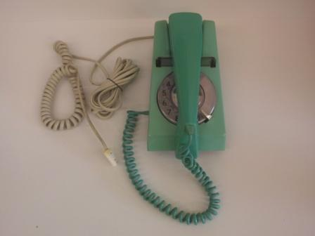 Phoenix Aquamarine Dial Trimphone