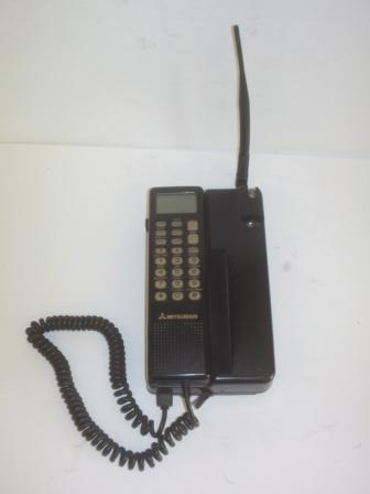 Mitsubishi mobile phone
